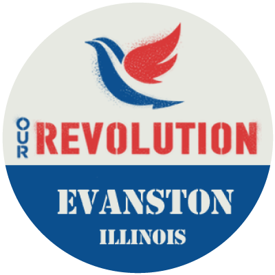 Our Revolution Evanston Endorsement