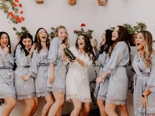 bride san clemente champagne