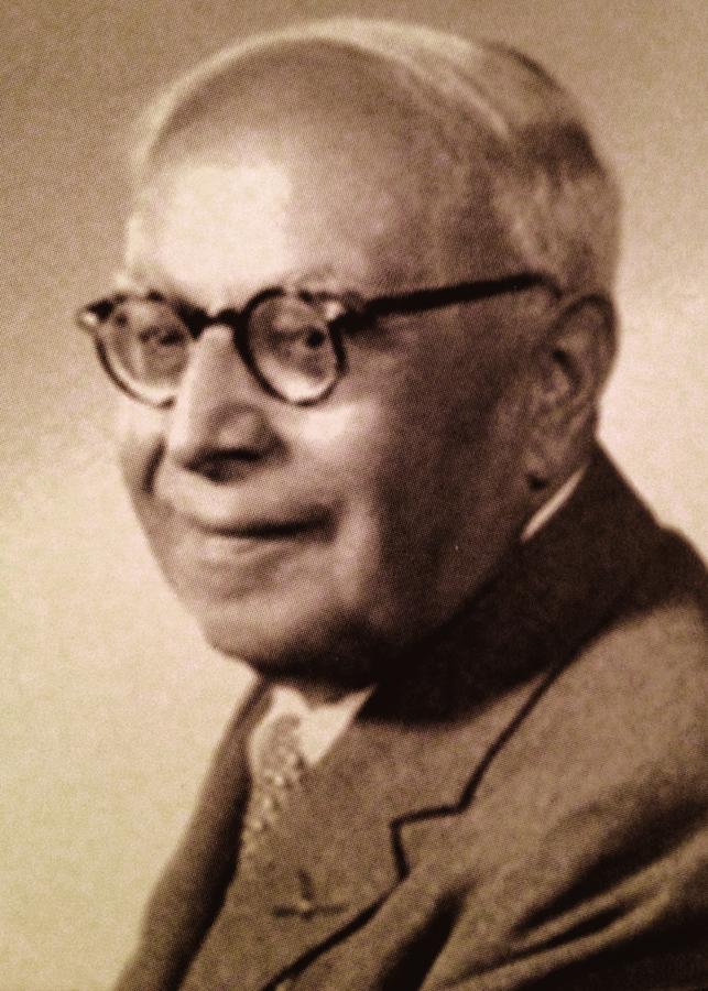 Rev. Nerses Sarian