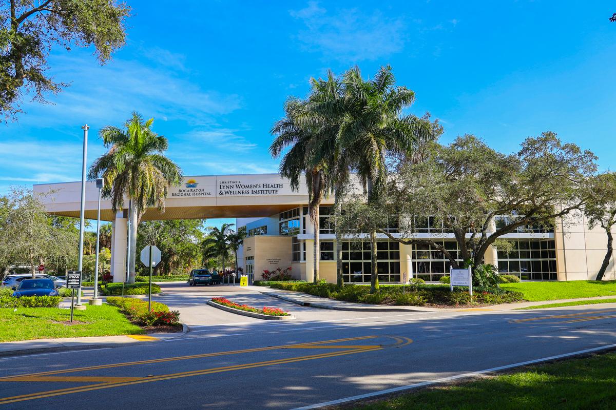 Boca Raton Regional Hospital   Boca Raton, FL