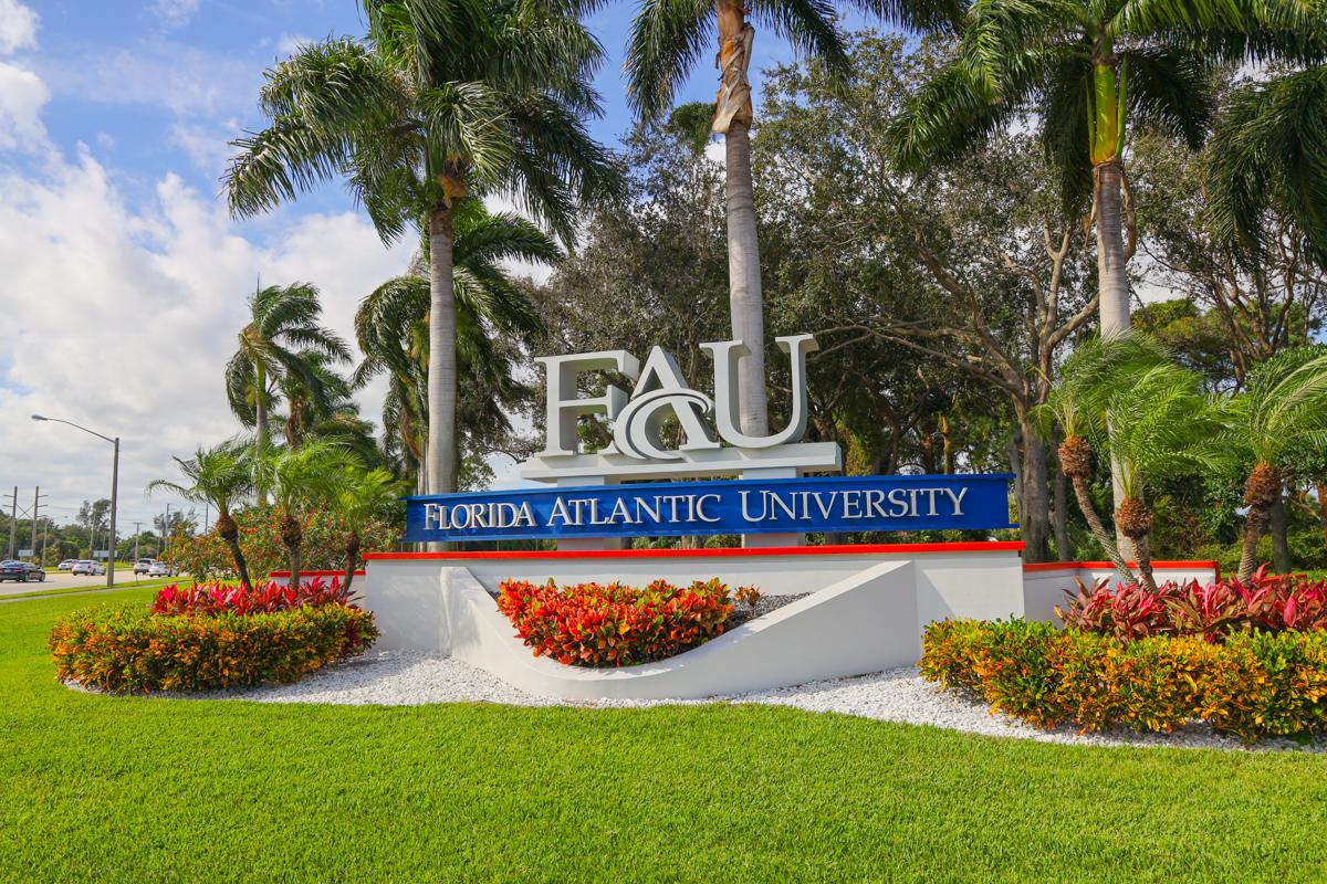 Florida Atlantic University   Boca Raton, FL