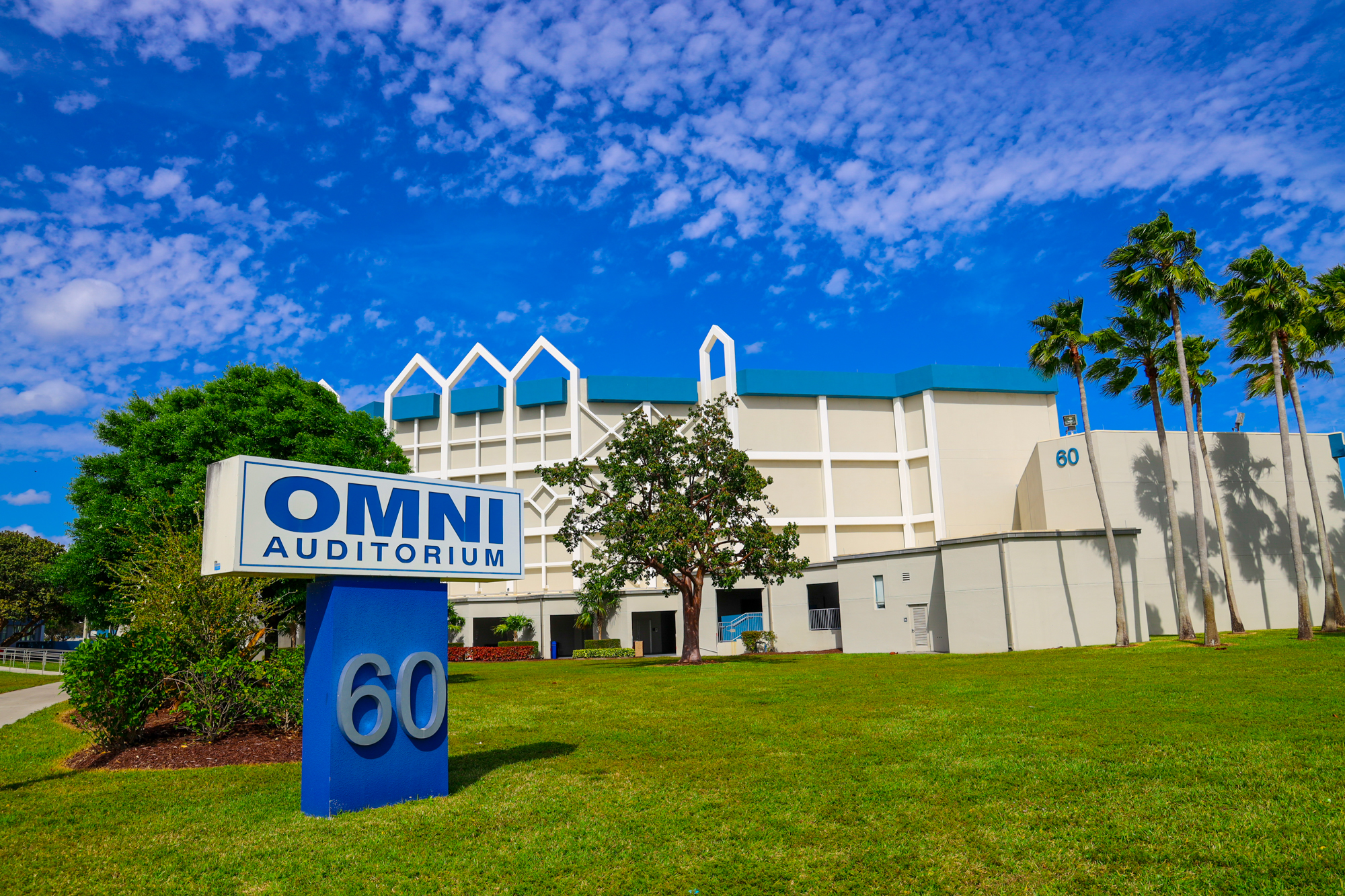 Broward College Omni Auditorium