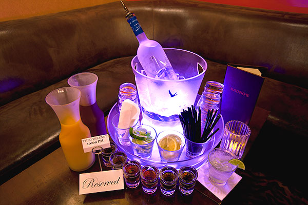 VIP and Bottle Specials in Denver