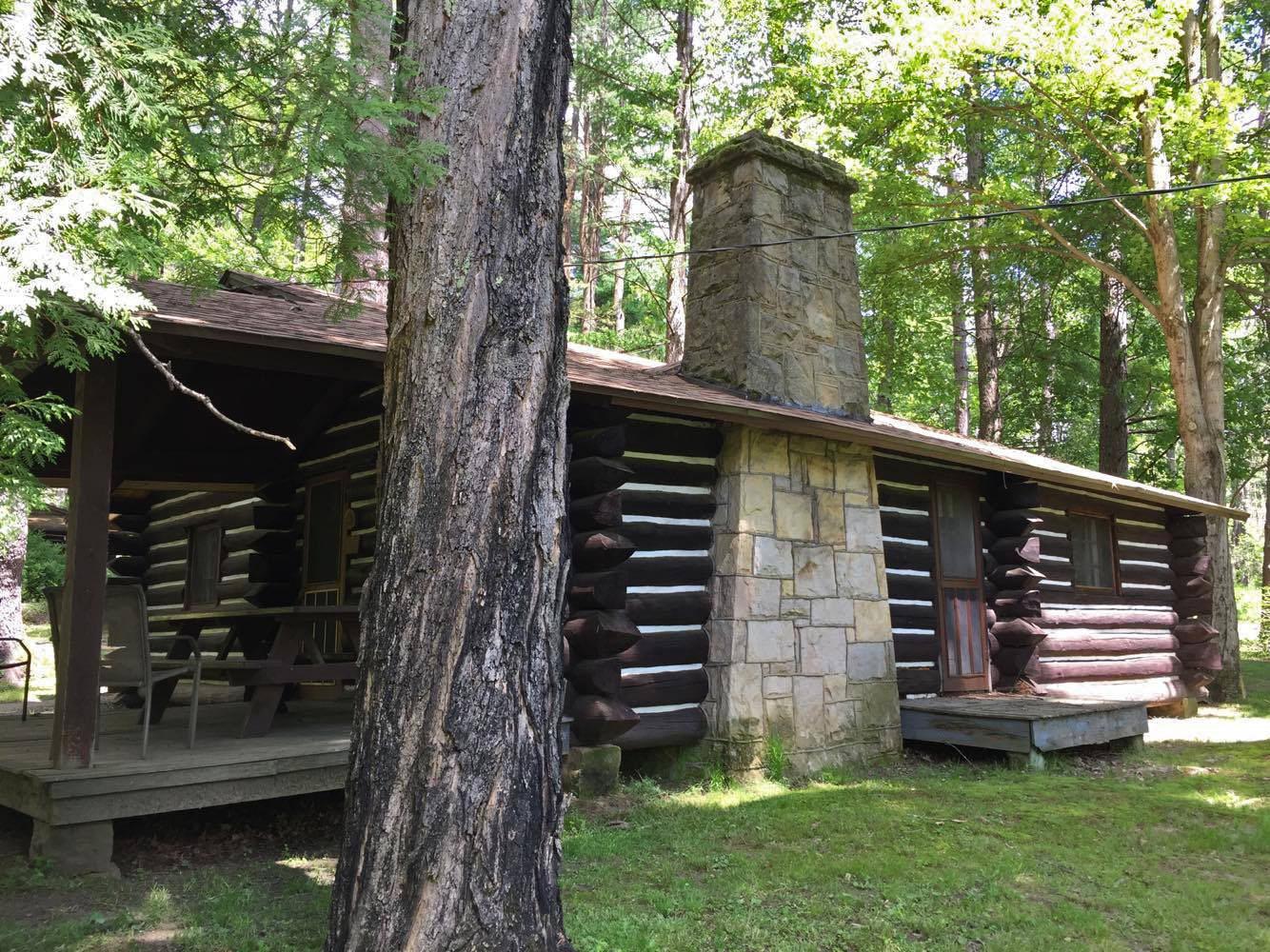 Cook Riverside Cabin 11