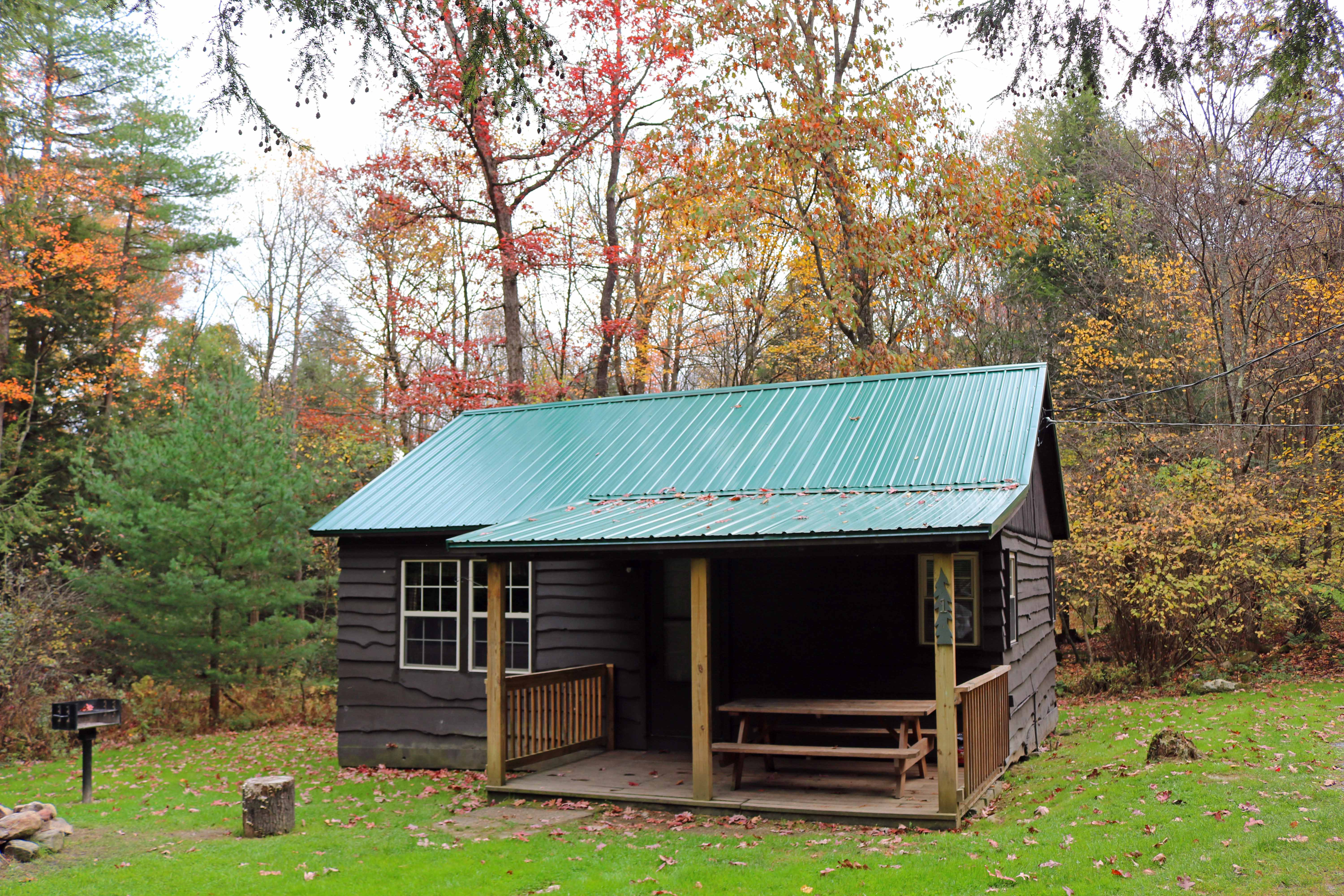 Cabins, Cottages, & Vacation Homes | Cook Forest Cabins