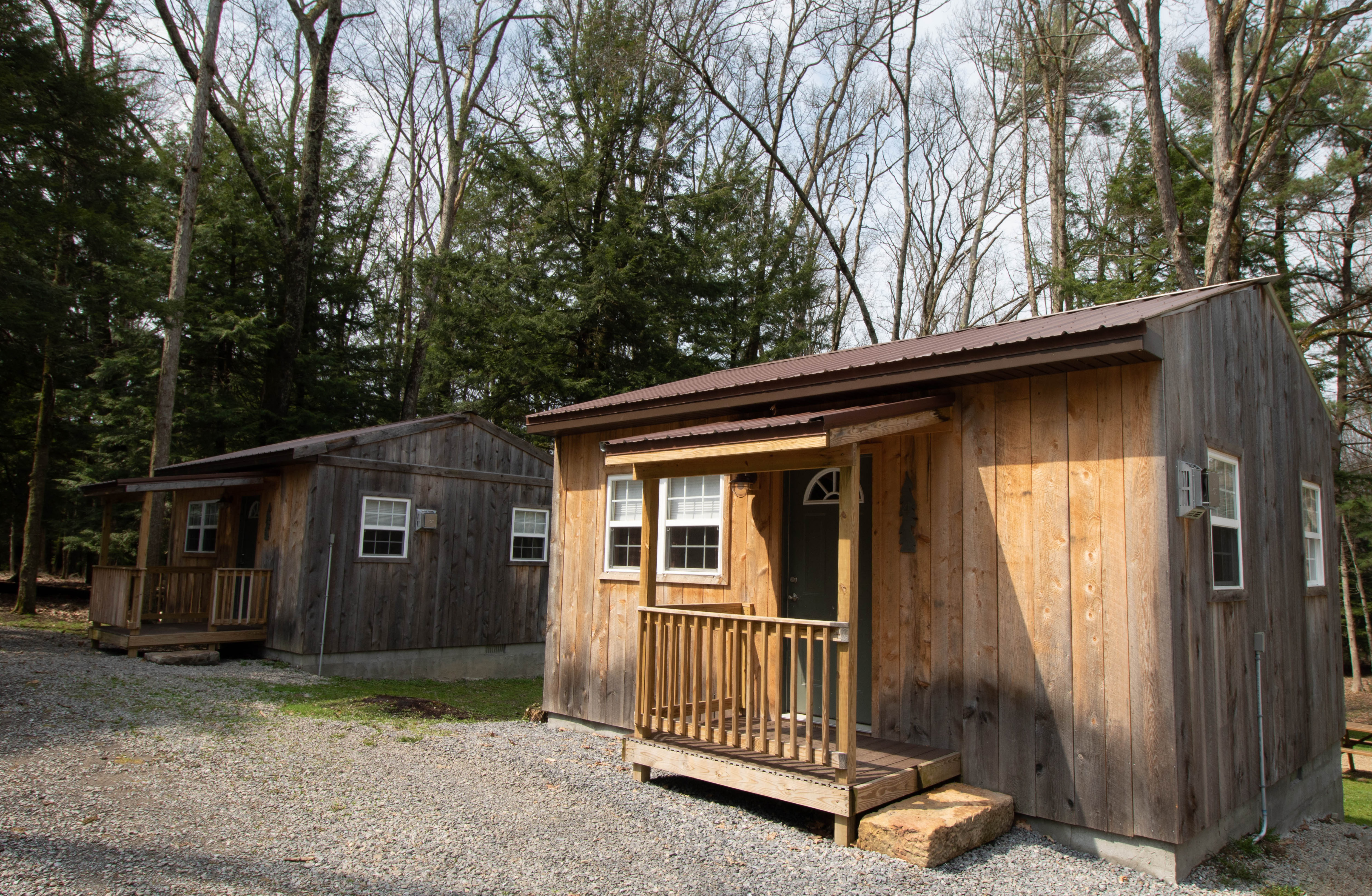 Fair Winds Cabins | Cook Forest Cabins