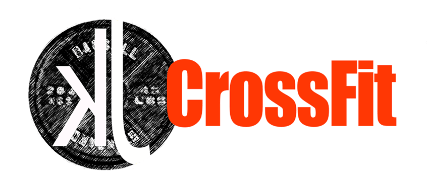 KJ Crossfit- Crossfit Long Logo