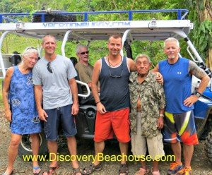Michael Cielinski Brand and Family thought their Costa Rica beach vacation was paradise