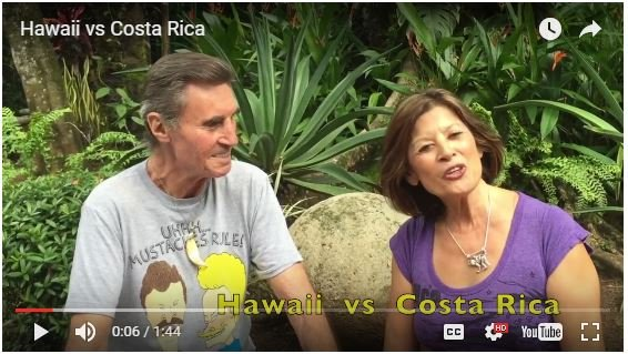 Hawaii vs Costa Rica