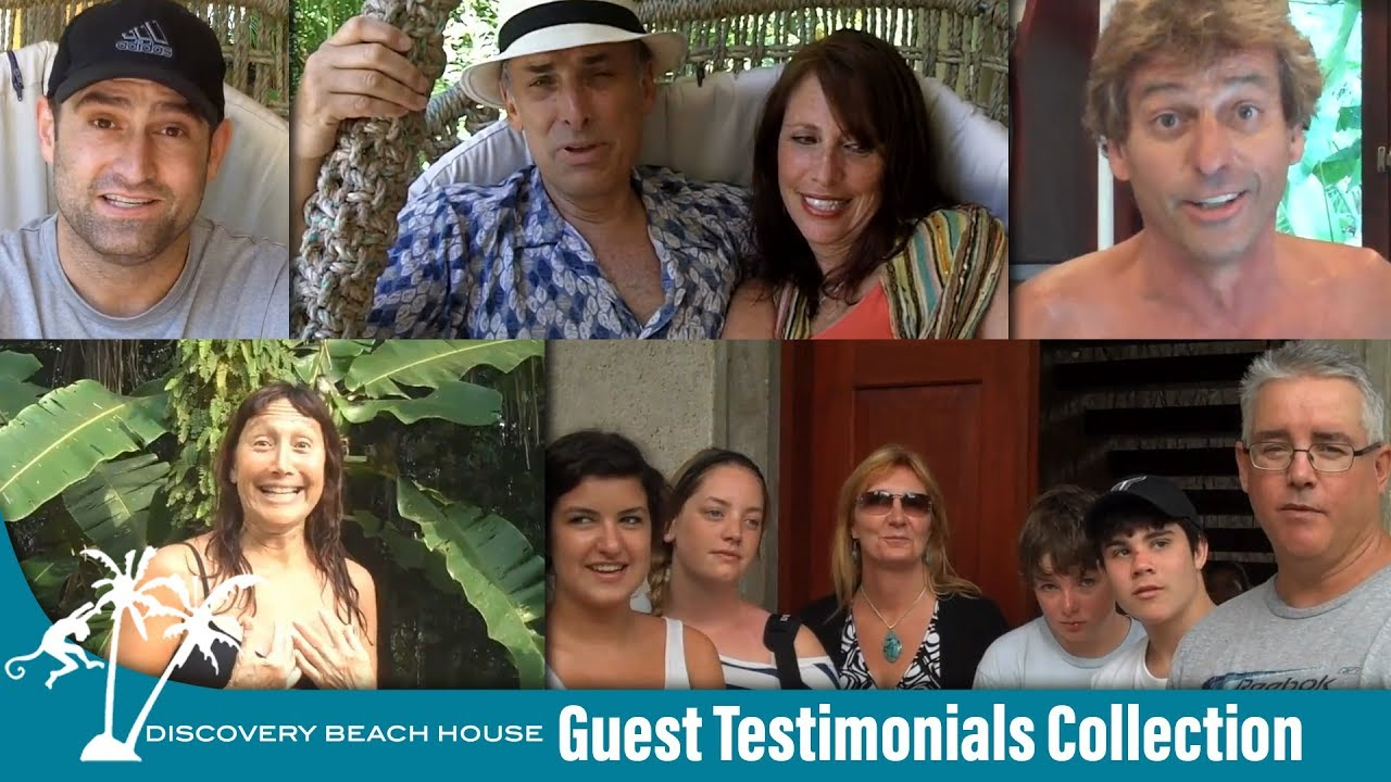 Guest Video Testimonial Collection
