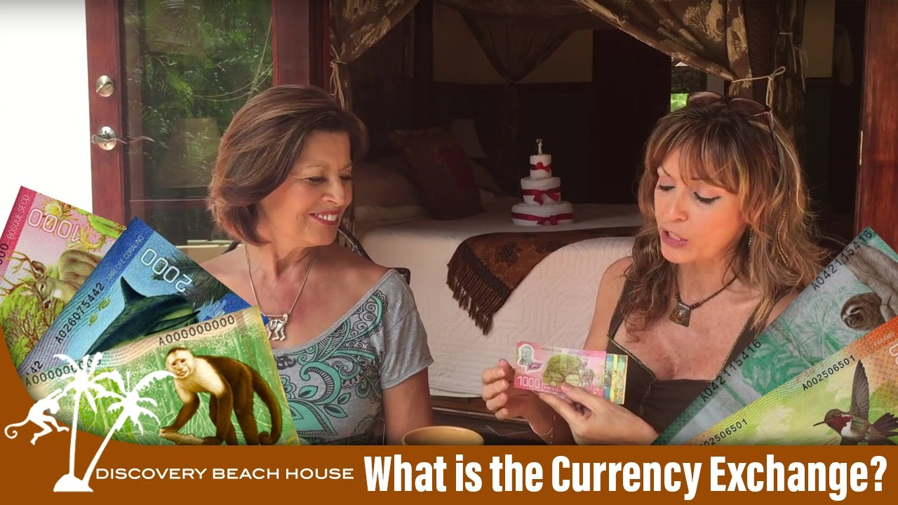 What is the currency exchange rate?