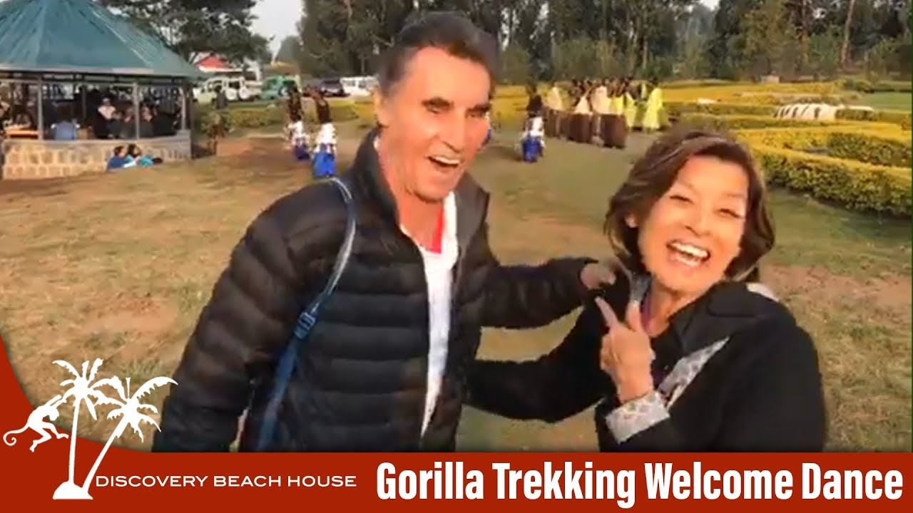 Gorilla Trekking Welcome Dance