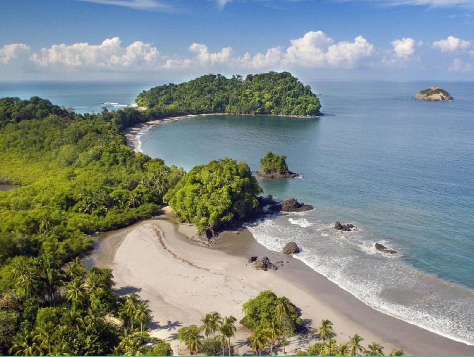 Top Three Most Visited National Parks in Costa Rica