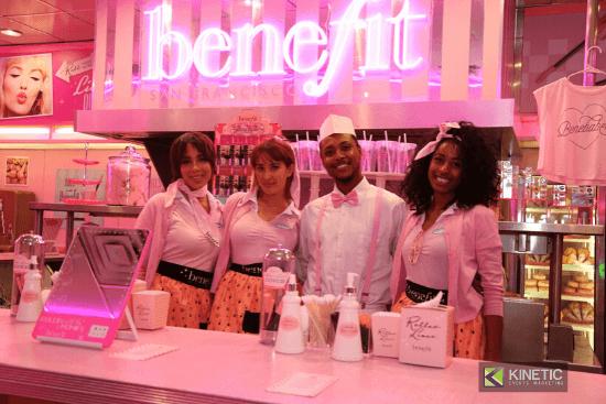 Benefit Cosmetics Brand Ambassadors