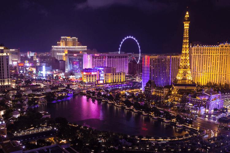 Locations - Las Vegas event staff