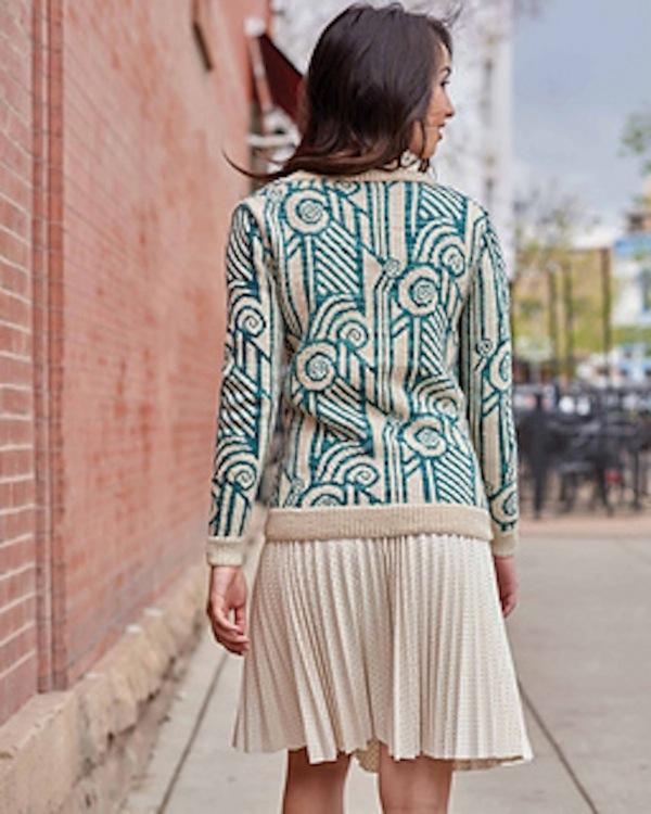 knit design by Kyle Kunnecke