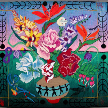 Tapestry by Kathe Todd-Hooker