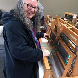Ruby Leslie workshop - Barbara Thornburgh