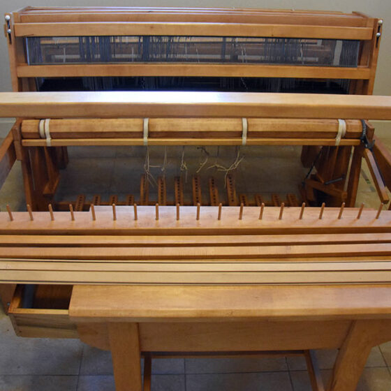 Solid Eastern Rock Maple Jack Loom for Sale