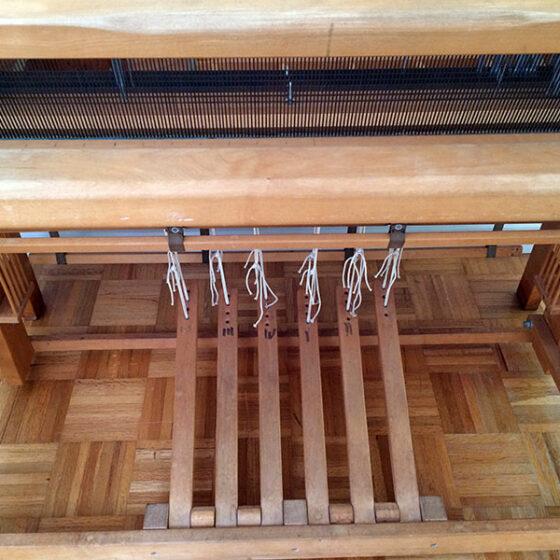 Gilmore 4 Harness Floor Loom