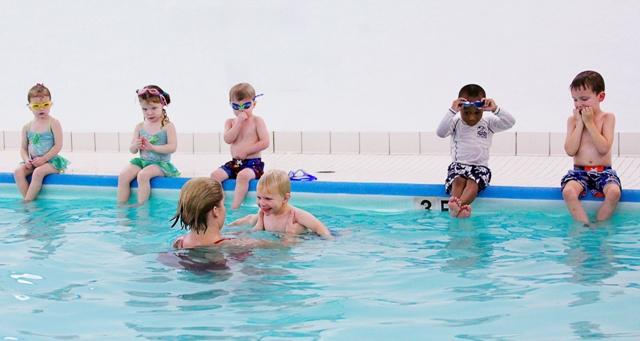 swim lesson 9