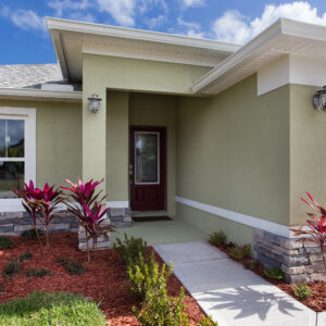 Exterior Image of Palladio Model Home