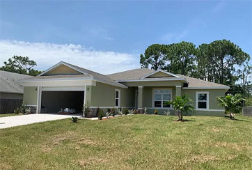 Image of Single-Story Home: 457 CAPEADOR STREET NW, PALM BAY, FLORIDA 32907