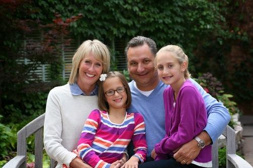 Mr. John Francis & Family