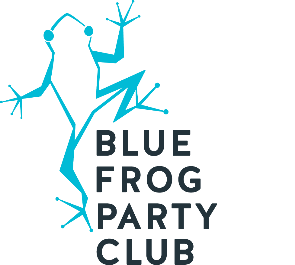 Blue Frog Party Club