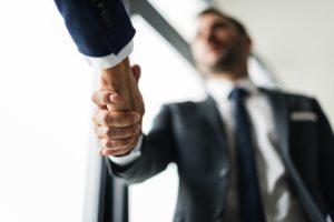 Handshake Business Men