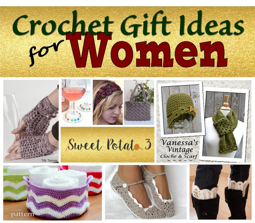 Crochet Gift Ideas For Women This Holiday Season Sweet