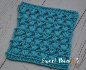 One Cup At a Time Crochet Coaster Pattern