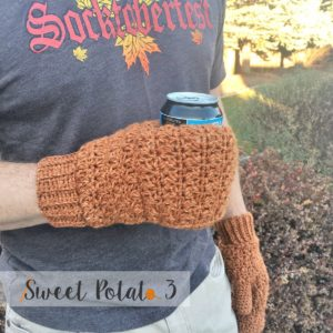 Beer Thirty crochet pattern