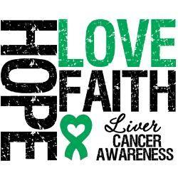 Emerald Liver Cancer Awareness
