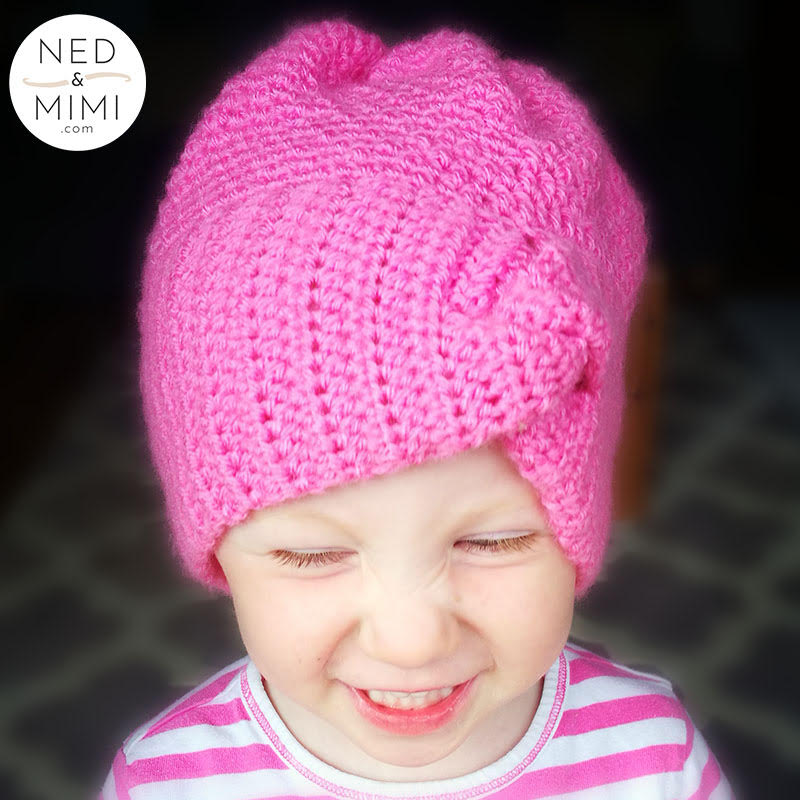 Pinky Promise Cancer Challenge Hat