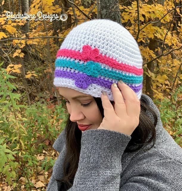 Challenge week 4 hat design by Blackstone designs