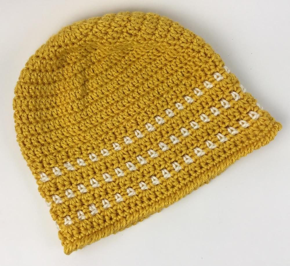 challenge week 4 eddy hat pattern