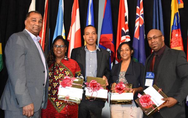 advantum ict presentation at caribbean shipping conference