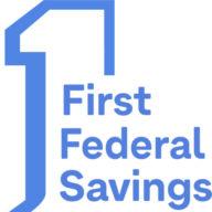 First Federal Savings and Loan Bank Logo