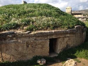 tumulus tomb