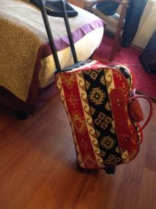 carry-on bag