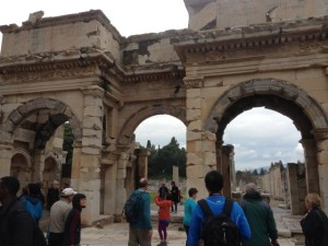 Gate of Mazeus and Mithridates
