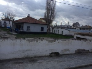 house ;yard