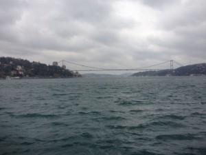 New suspension bridge