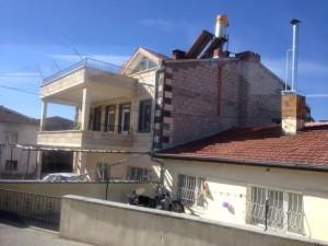 tufa stone house