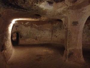 underground chamber