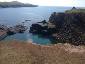 Blue Lagoon at Aberidie