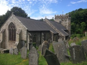 Nevern Church