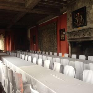 Henry Vlll dinning room
