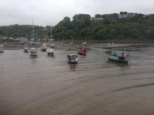 Fishguard harbor
